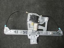 2000 2001 DEVILLE DHS DTS PASSENGER FRONT WINDOW REGULATOR W/ MOTOR