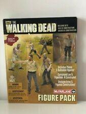 McFarlane Toys Building Sets - The Walking Dead TV Figure Pack 1