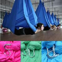 5*2.8m Decompression Inversion Therapy Anti-Gravity Yoga Aerial Swing Hammock