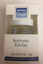 Nivea Visage Soothing EYE GEL .05 Fl OZ Very Rare Factory Sealed