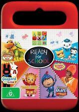 ABC For Kids - Ready For School (Dinosaur Train / Gaspard and Lisa) NEW R4 DVD