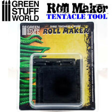 ROLL MAKER - Tool to make tubes, tentacles, & wires with all putty - Green Stuff