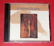 R. Carlos Nakai-Sundance season -- CD/World