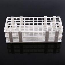 Detachable 3 Layer Test Tube Rack Plastic 60 Holes Storage Stand 16mm Hole