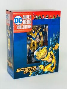 Eaglemoss DC Super Hero Collection Booster Gold Figurine 1:21 Scale Issue 31