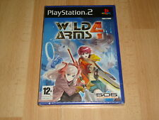 Wild Arms 4 (completo) PAL España Sony PlayStation 2 PS2