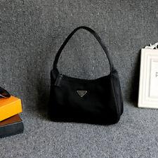 Nylon Small Purse/Hand Bag With Logo