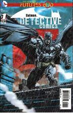 BATMAN in DETECTIVE COMICS: FUTURES END #1 (2014) DC 3-D LENTICULAR COVER! NM