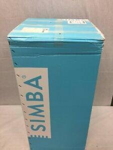 Simba Hybrid 2500 Foam and Spring Mattress KING SHORT 150cm x 190cm