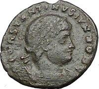 CONSTANTINE II Constantine the Great son Ancient  Roman Coin Legions  i50836