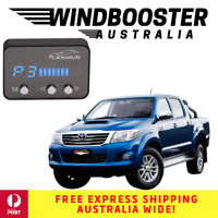 Windbooster 7-Mode Throttle Controller for Toyota Hilux 2005-2015