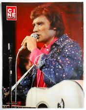 ►CINE REVUE 40/1978-JOHNNY HALLYDAY-RITA HAYWORTH- MIA FARROW- FARRAH FAWCETT...
