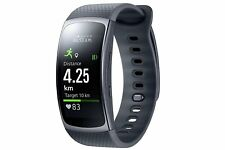 *** SAMSUNG GEAR FIT 2 SM-R360 *** Smartwatch Gr. L *** GPS, MP3 *** NEU & OVP