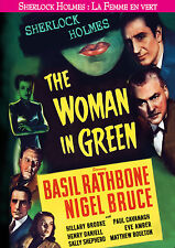 DVD Sherlock Holmes : La Femme en Vert (The Woman in Green) Basil Rathbone