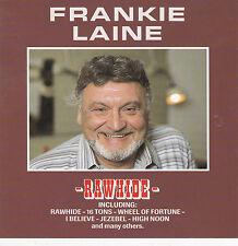 CD 20T FRANKIE LAINE RAWHIDE BEST OF 1990 TBE