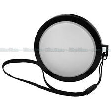67mm White Balance Filter Lens Cap for Nikon D90 D7100 D7200 D5600 D810 18-105mm