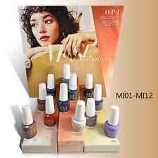 OPI UV/LED Soak off Gel Polish Muse of Milan Collection *Choose any one*