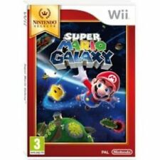 Super Mario Galaxy Nintendo Wii Video Games