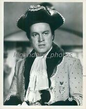 1954 Portrait of Bob Hope from Casanova's Big Night Original News Service Photo