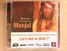 CD RARE / JAHTIGUIYA / MANJUL / DUB TO MALI VOL 2 / NEUF SOUS CELLO