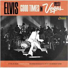 Elvis Collectors CD - Good Times In Vegas (TouchDown)