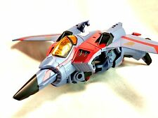 "Hasbro '07 Transformers Animated Starscream Jet Robot 7"" Action Figure Loose EUC"