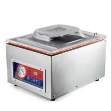 DZ-260C Commercial Vacuum Sealer System Food Sealing Packing Machine Kitchen Sto