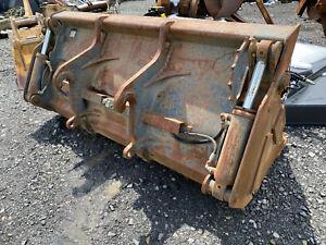JRB 416 4in1 Wheel Loader Clam Bucket, Quick Attach, Deere 544, Komatsu WA250
