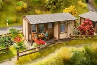 NOCH HO SCALE 1/87 GARDEN PLOT SHED | BN | 14361