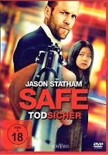 Safe , Todsicher , uncut , verschweißte Neuware , Jason Statham