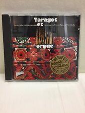 Improvisationen pour TARAGOT et Orgue Marcel Cellier