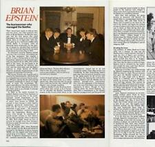 Brian Epstein & The Beatles Encyclopedia article