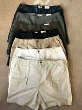 34 Croft /& Barrow Classic Fit Quick Dry Performance Men/'s Shorts 32 42,44