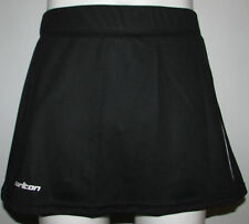 Ladies Carlton Tennis Tournament Black Skirt Size XL / UK 16