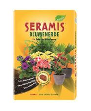 """Seramis """"Blumenerde 27,5L"""", Premium-Blumenerde mit Pflanz-Granulat Innen & Außen"""