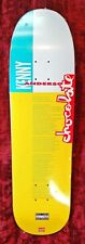 "Chocolate Skateboards / Kenny Anderson / ""Liner Notes"" (8.5"") Skateboard Deck!"