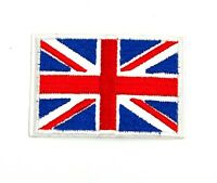 Union Jack DIY Embroidered Sew On Iron Patch Badge Clothes T shirt Sewing Fast
