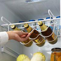 Refrigerator Beer Wine Rack Hanger Holder Bottle Storage Organizer Save Space
