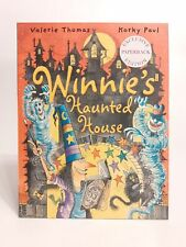Winnie the Witch Haunted House NEW Scholastic Paperback Story Book Kids