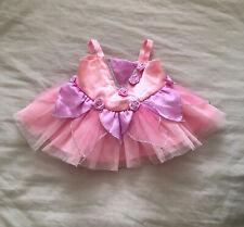 Build a Bear Workshop clothing -  Pink Fairy Dress 👗 - GC