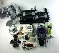Lego Brick Big Lot (Partially INCOMPLETE Sets) Motorboat Hamburger Pieces Parts