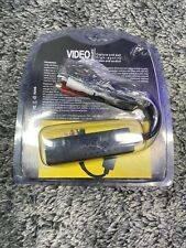 Easy Capture USB 2.0 Video Adapter with Audio (New)
