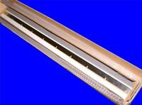 """VERY NICE STAINLESS STEEL DOCTOR BLADE 36.5"""" X 1"""" X .004""""  ( 50 AVAILABLE )"""