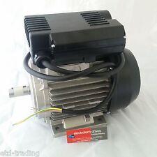 3HP Compressor Motor 2.2KW 2800rpm 2 Pole 240v 19mm shaft 80 Frame 1m of Cable