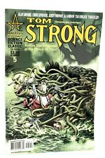Tom Strong #5 Battles the Pangaean Alan Moore America's Best Comics Wildstorm Vf
