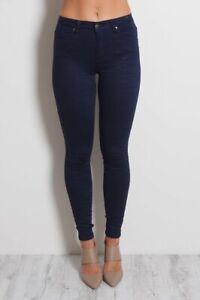 **NEW** Women's Refuge Denim Navy Sapphire Kim Jean - Gelato Legs (HIGH RISE)
