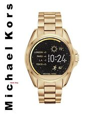 Michael Kors Designer Watch Ladies  Women's Connected Smartwatch MKT5001 Gold