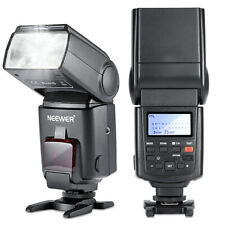 New HSS flash NW680 speedlite E-TTL for 7D 60D 50D 40D 30D 5D-Mark-II