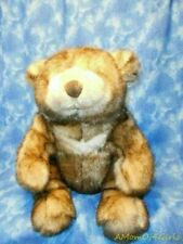"FAO Schwarz 13"" BEAR Plush Toy"