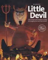Little Devil, BYOB Halloween Alan Dart Knitting Pattern Build Ur Own Binder